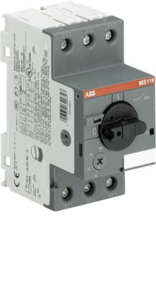 ABB MS116-4.0 Manual Motor Starter | 1SAM250000R1008 Product Image
