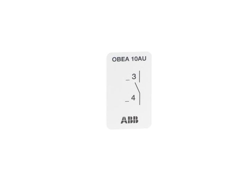 ABB OETL-ZW12 Operating Assembly   1SCA022078R0200   OETLZW12 Product Image