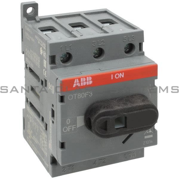 ABB OT80F3 Starter | 1SCA105798R1001 Product Image