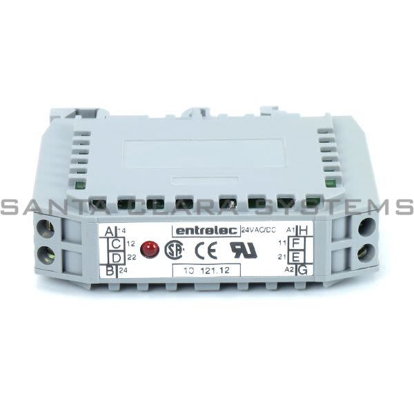 ABB RB122AV-24VAC-DC  Relay Product Image