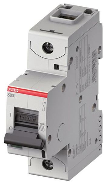 ABB S801SK20 MCB S800S Product Image