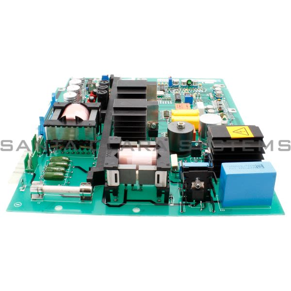 ABB Stromberg 57411422 MH  Saft 111 Pow, PCB Assy, Power Supply Card, 501566 Product Image