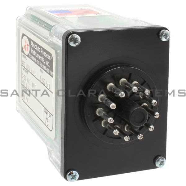 Absolute Process Instruments API1020-G-D24 Alarm Module Product Image