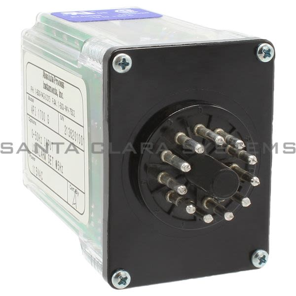 Absolute Process Instruments API1700G Relay Product Image