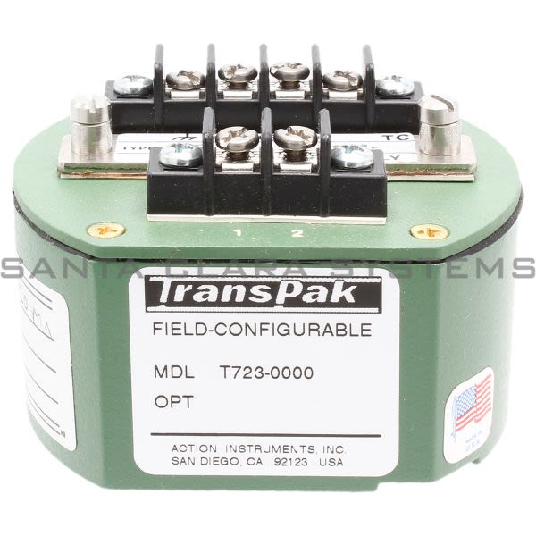 Action Instruments T723-0000 Transmitter | TransPak Product Image