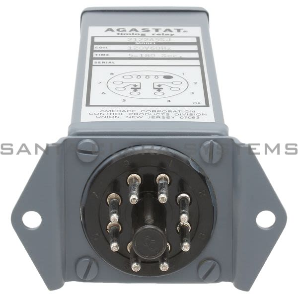 Agastat 2122A5SJ Miniature Electropneumatic Timing Relay Product Image