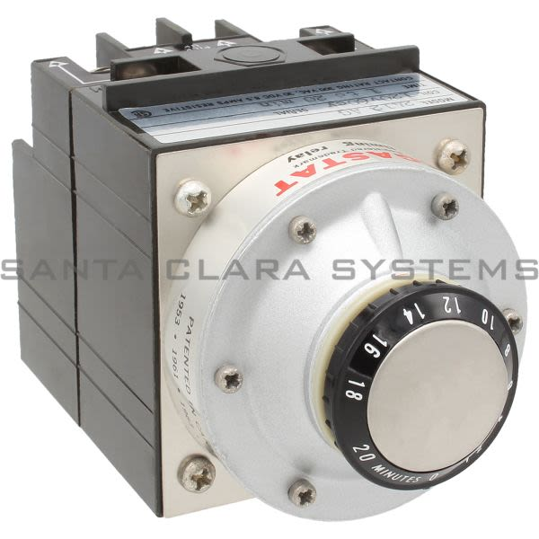 Agastat 2412AG Time Delay Relay Product Image