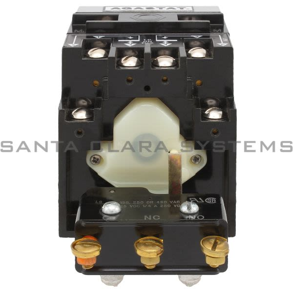 Agastat 7012-AFL Timing Relay 2-Pole 1-10 Min | Product Image