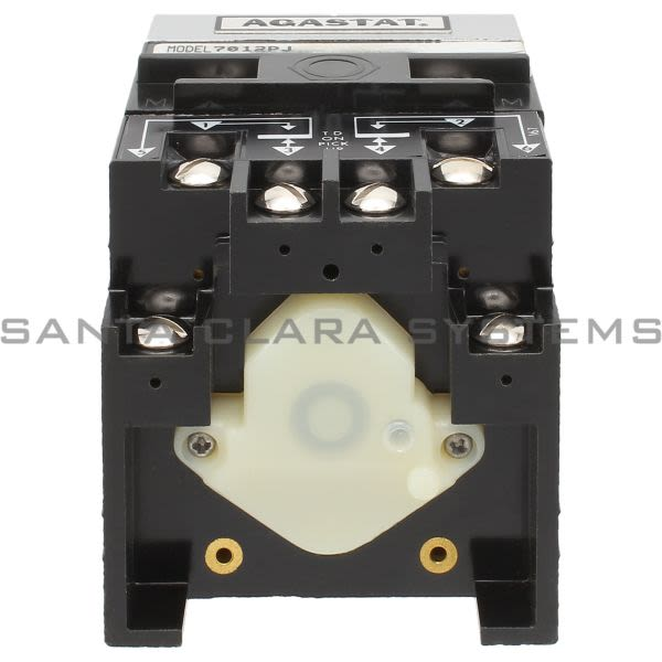 Agastat 7012-PJ Time Delay Relay DPDT | Tyco Product Image