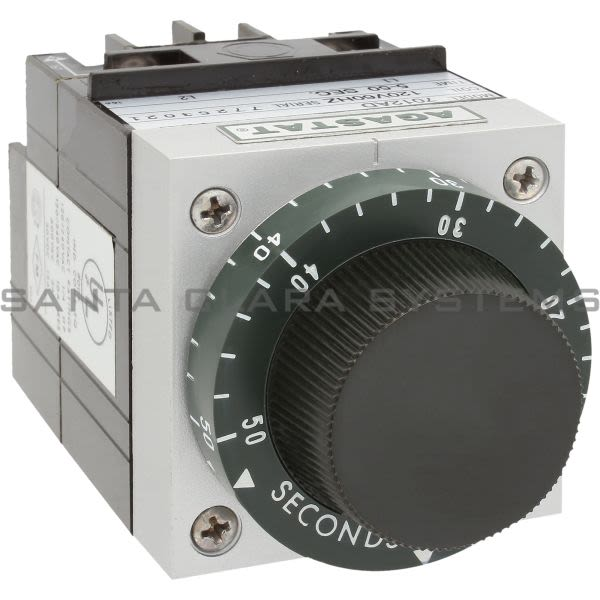 Agastat 7012AD Time Delay Relay | 1423157-8 Product Image
