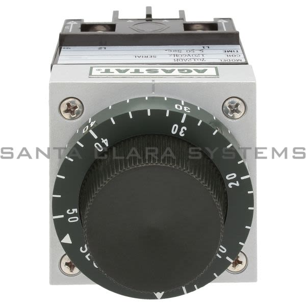 Agastat 7012ADM Timing Relay 7000 Series Product Image