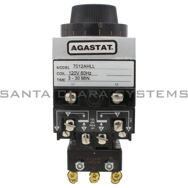 Agastat 7012AHLL  Time Delay Relay Product Image
