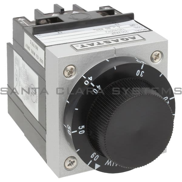 Agastat 7012AIP Time Delay Relay DPDT Product Image