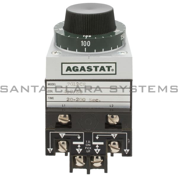 Agastat 7012CE Relay Product Image
