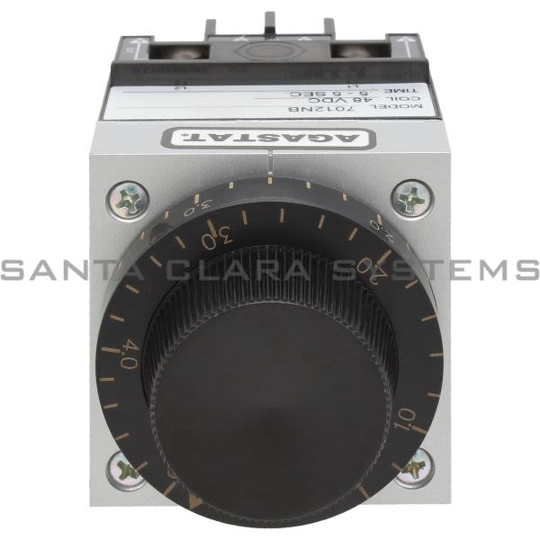 Agastat 7012NB Timing Relay | 7012-NB Product Image