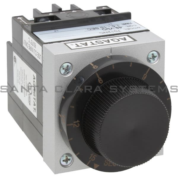 Agastat 7012NC Timing Relay | 1423159-3 Product Image
