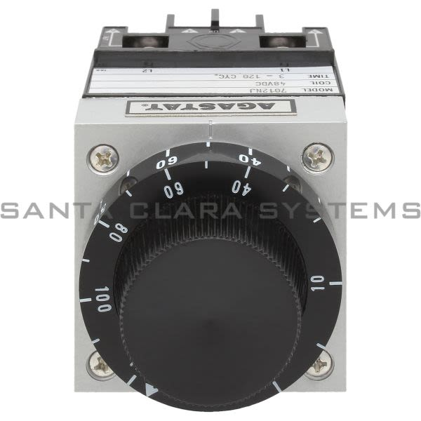 Agastat 7012NJ Time Delay Relay Product Image