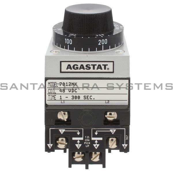 Agastat 7012NK Timer Product Image