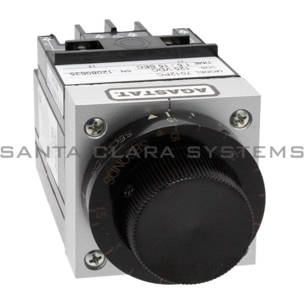 Agastat 7012PC Timing Module Product Image