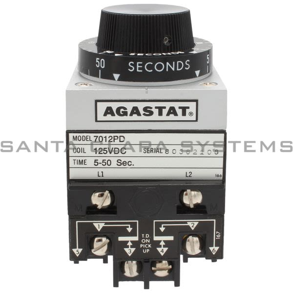 Agastat 7012PD Timing Relay | 2-1423159-6 Product Image