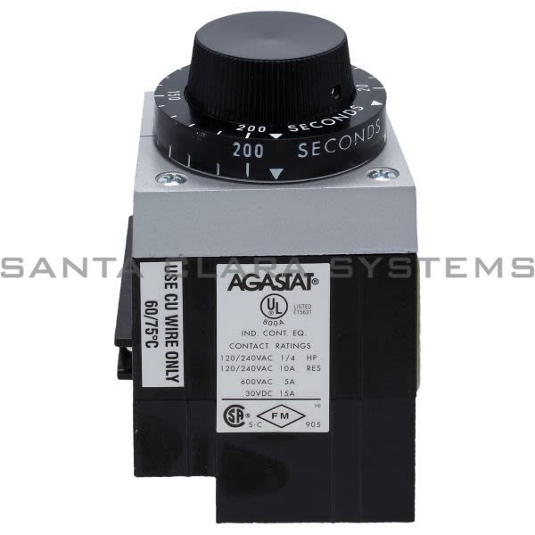 Agastat 7012PE Timing Relay | 7012-PE Product Image