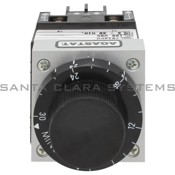 Agastat 7012PH Time Delay Relay DPDT 3 Min | 7012-PH Product Image