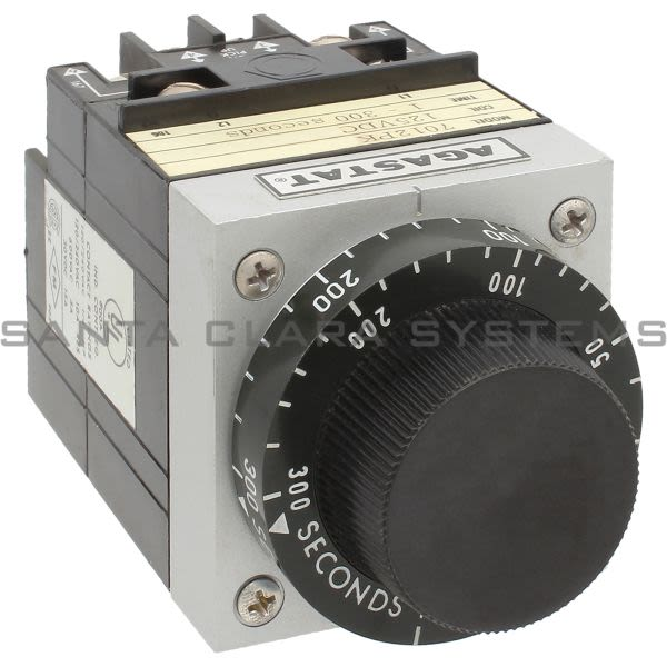 Agastat 7012PK Time Delay Relay Product Image