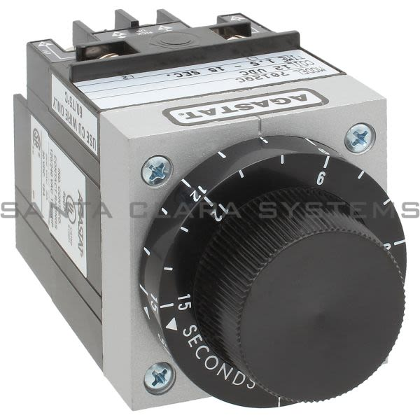Agastat 7012QC Timing Relay | Tyco Product Image