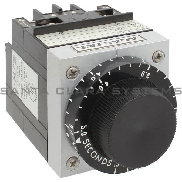 Agastat 7012SB Time Delay Relay Electropneumatic 0.5-5 Sec | Tyco Product Image