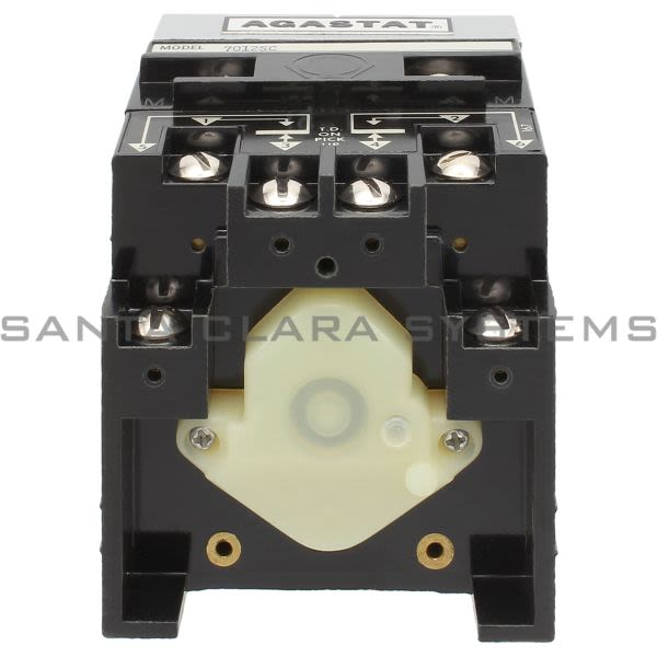 Agastat 7012SC Relay Switch 1.5-15 Sec | Tyco Product Image
