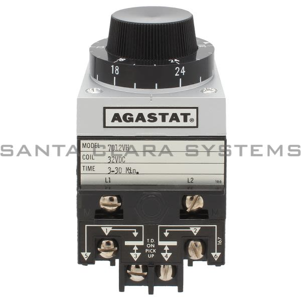 Agastat 7012VH Timing Relay Product Image