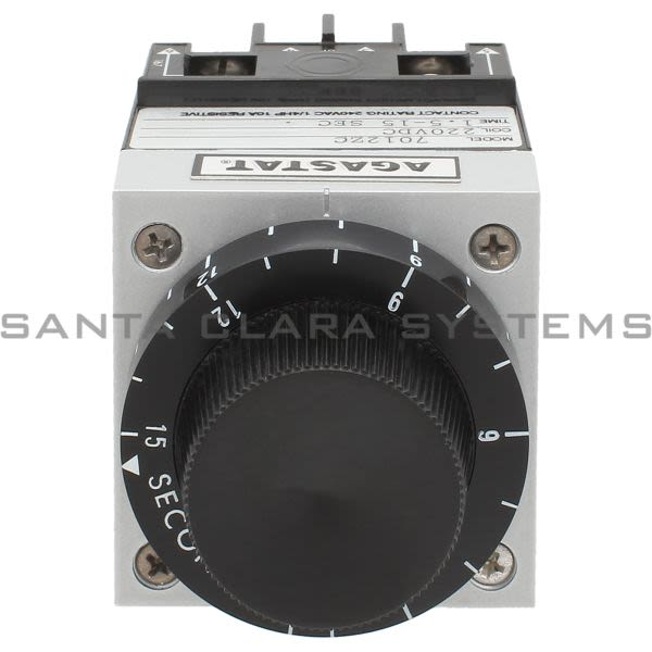 Agastat 7012ZC Timing Relay   7-1472973-3 Product Image