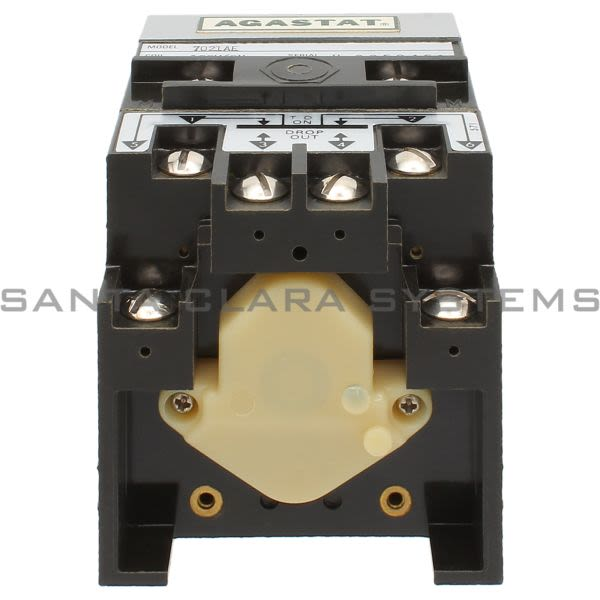 Agastat 7021AE Time Delay Relay SPDT 20-200 Sec   Tyco Product Image