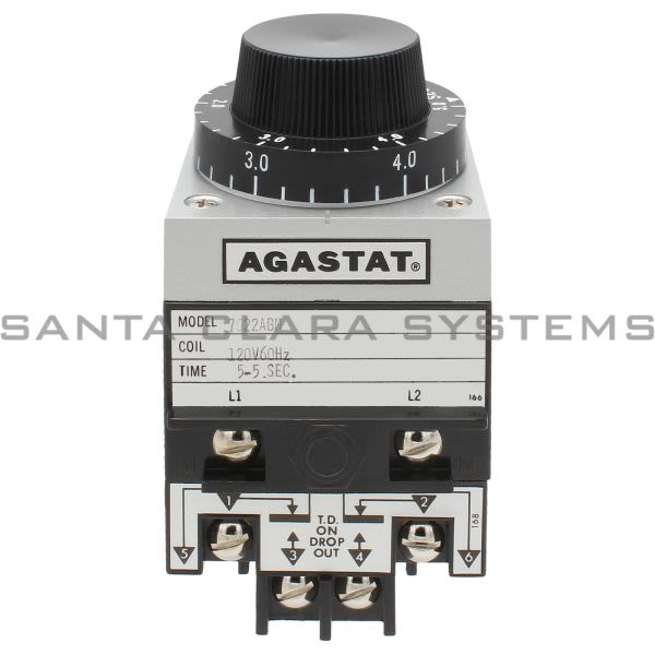 Agastat 7022ABM Time Delay Relay Product Image