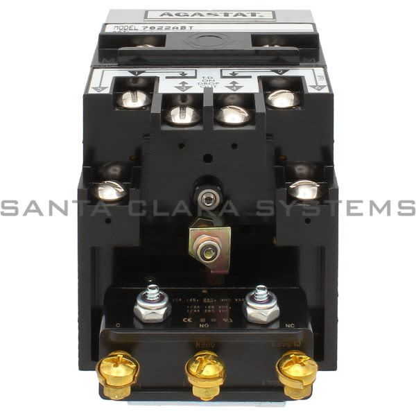 Agastat 7022ABT Timing Relay .5-5 Sec 10A Product Image