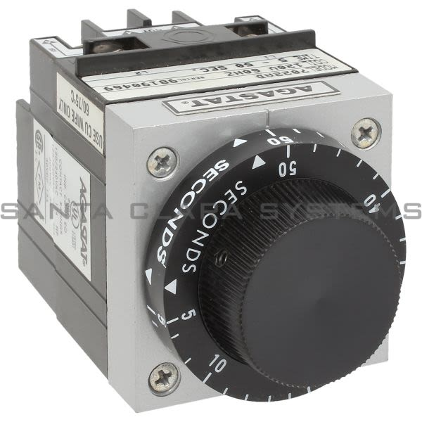 Agastat 7022AD Time Delay Relay | Tyco 7022-AD Product Image