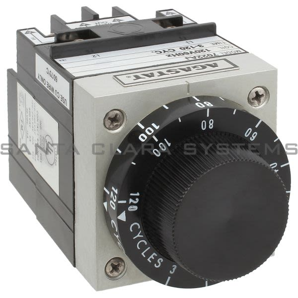 Agastat 7022AJ Time Delay Relay | Tyco Product Image