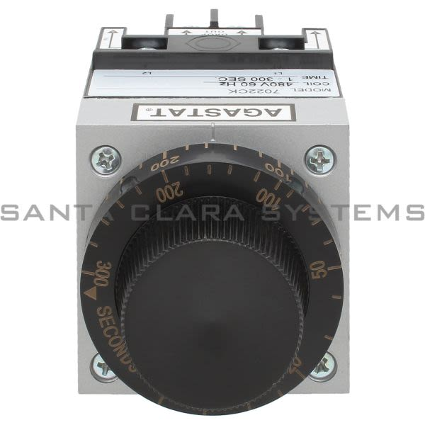 Agastat 7022CK Time Delay Relay Product Image