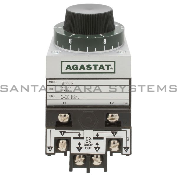 Agastat 7022OF Timing Relay Product Image