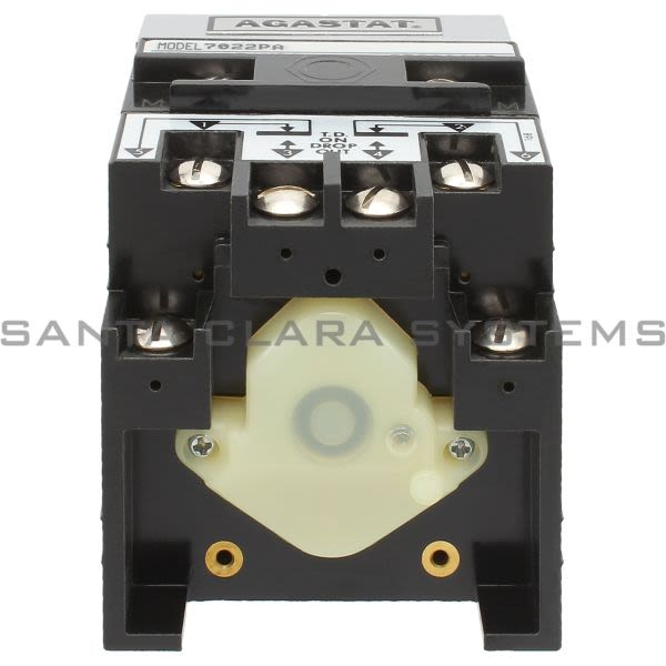 Agastat 7022PA Time Delay Relay | Panel Mount Product Image