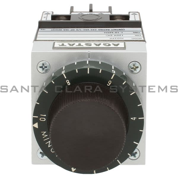 Agastat 7022PF Timing Relay Product Image