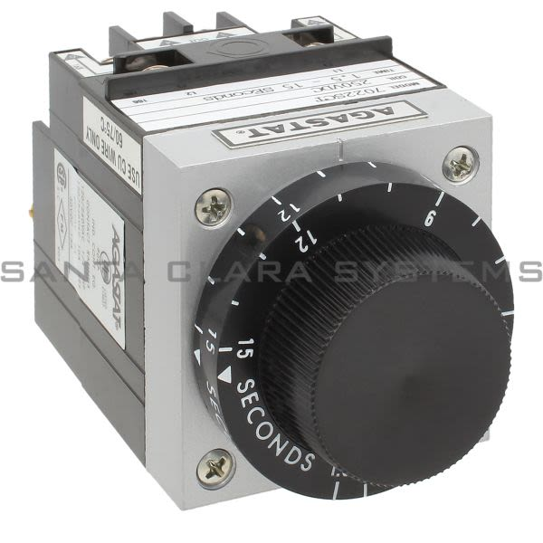 Agastat 7022SCT Time Delay Relay | 3-1472969-5 Product Image