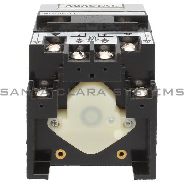 Agastat 7022ZC Timing Relay | 1-755142-3 Product Image