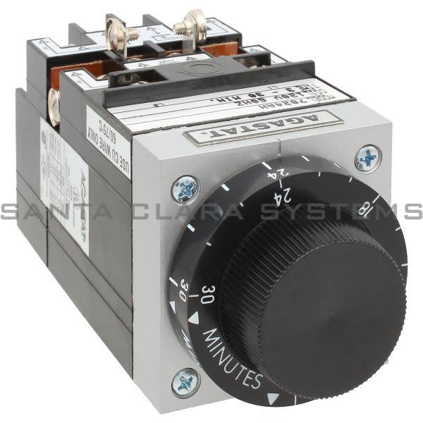 Agastat 7024AH Time Delay Relay 4P 120V 3-30 Min Product Image