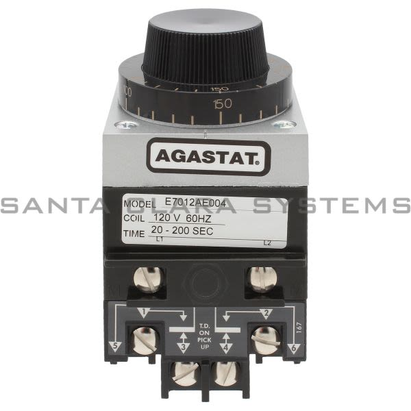 Agastat E7012AE004  Time Delay Relay Product Image