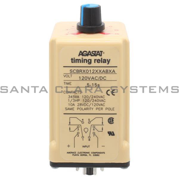 Agastat SCBRX012XXABXA Timer 0.5-15 Sec Product Image