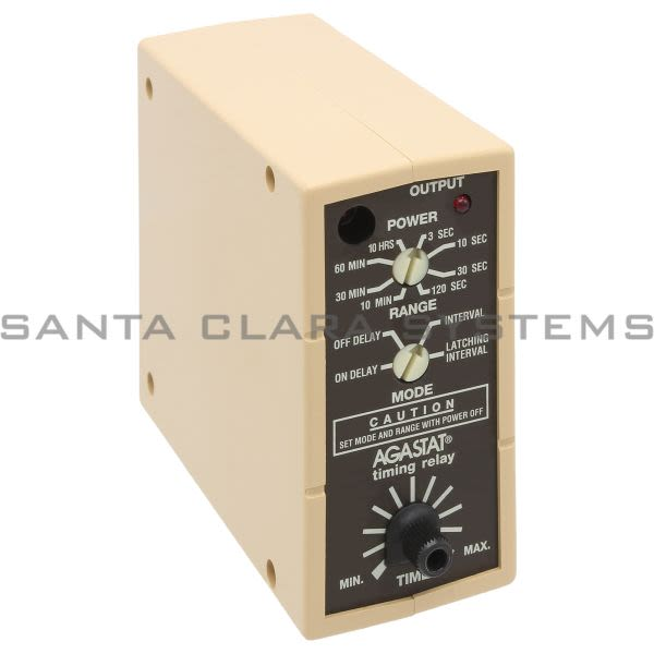 Agastat SCFRX902AA Time Delay Relay Product Image
