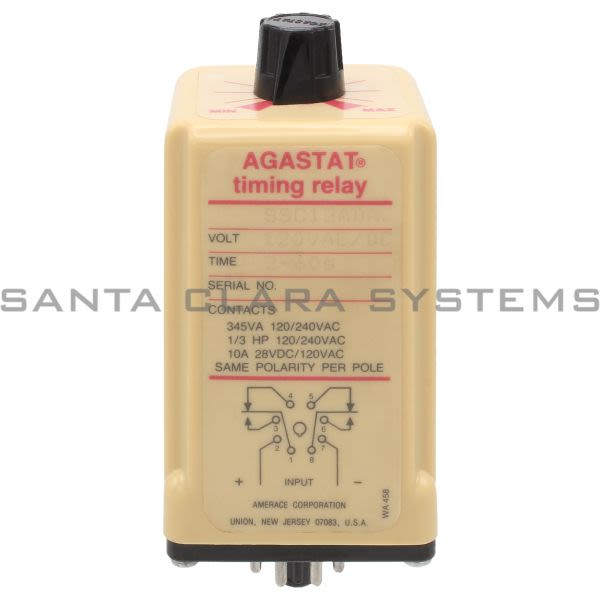 Agastat SSC12ADA Timer Relay Product Image