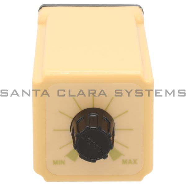 Agastat SSC12PBA  Time Delay Relay .5-15S | Tyco Product Image