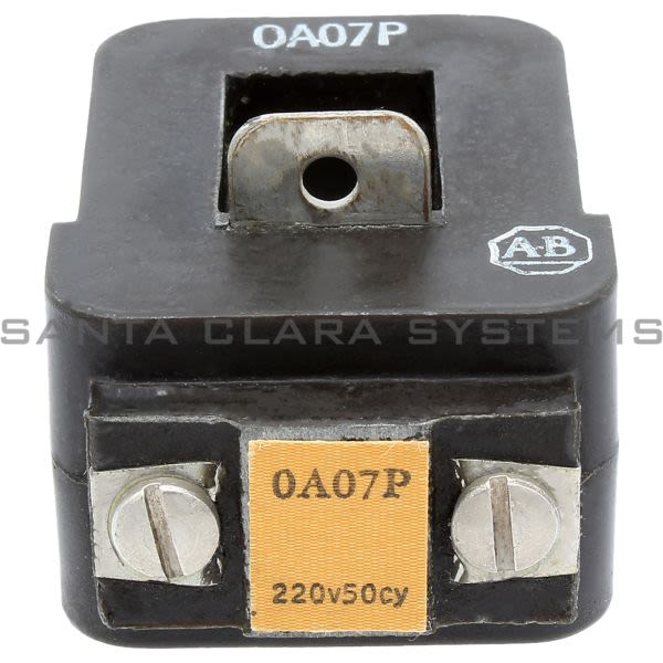 Allen Bradley 0A07P Replacement Coil Product Image